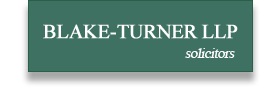 Blake Turner logo Construction Solicitors London
