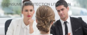 Consumer Protection Litigation Blake Turner