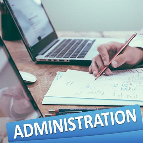 Administration Order Blake-Turner