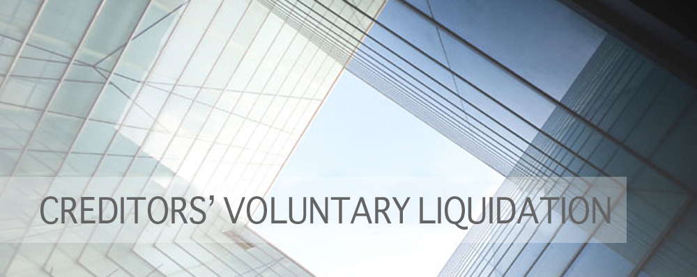 Creditors Voluntary Liquidation CVL