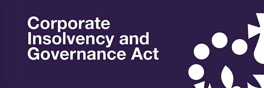 Corporate Insolvency and Governance Act Blake-Turner LLP